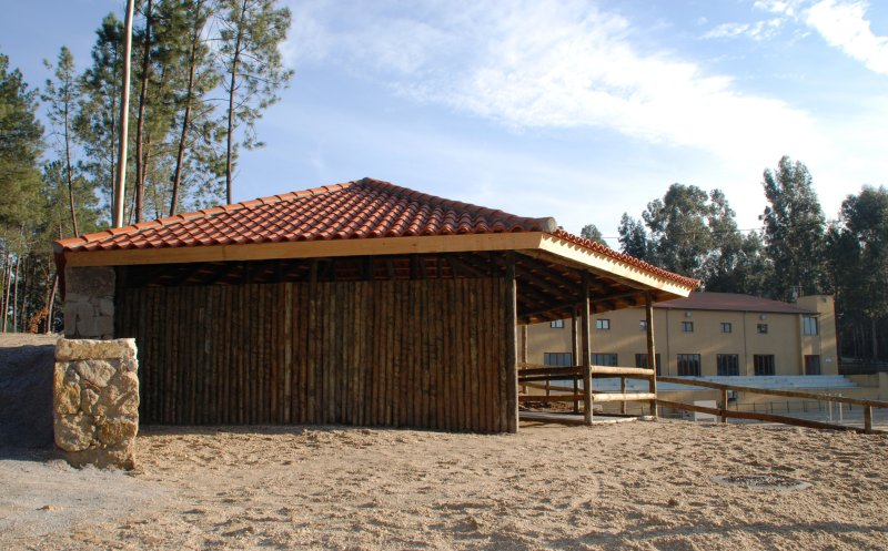 Equestrian center of Cabeceiras de Basto