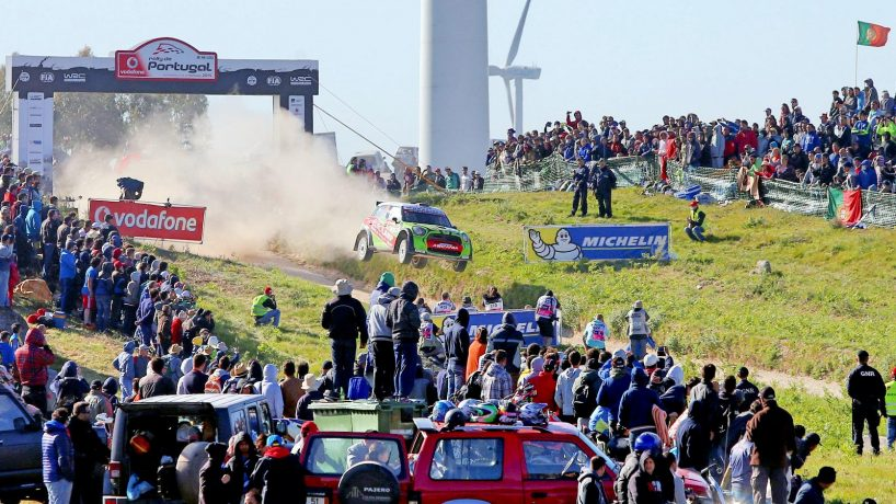 Rally de Portugal – Fafe