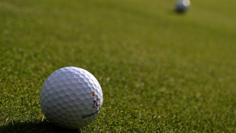 Campo de golf – Complejo turístico Rilhadas