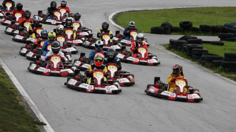 Karting - Complejo turístico Rilhadas