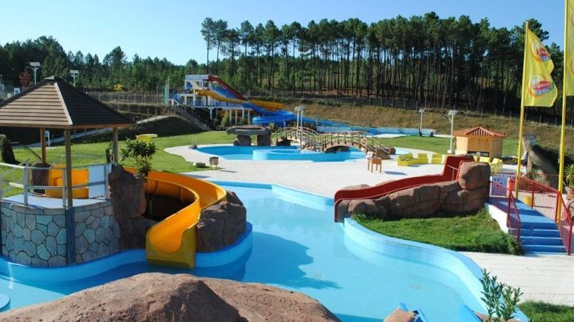 Natural Water Park – Water park