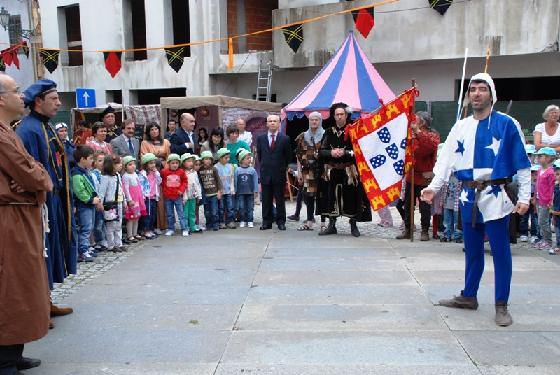 medieval Fair – Cabeceiras de Basto and Arc Baúlhe
