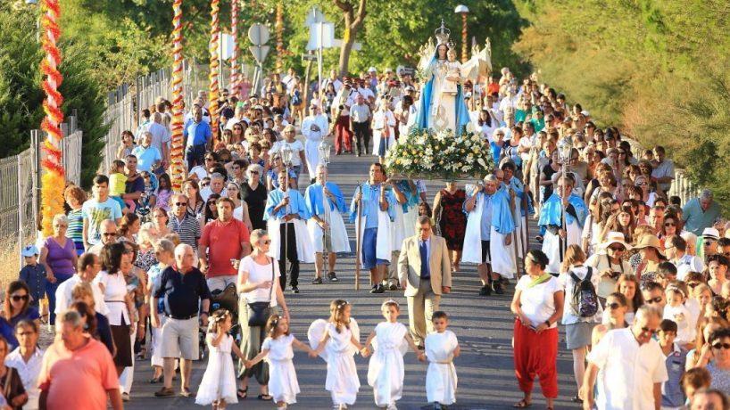 Festa Senhora da Orada – Passos